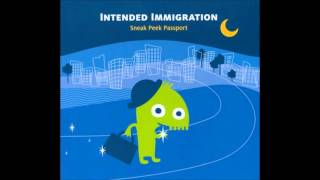 Intended Immigration - Tangodeur