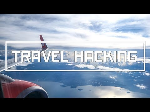 Travel hacking for Beginners in 2018 | How To Win an extra 50,000 miles from watching this video!