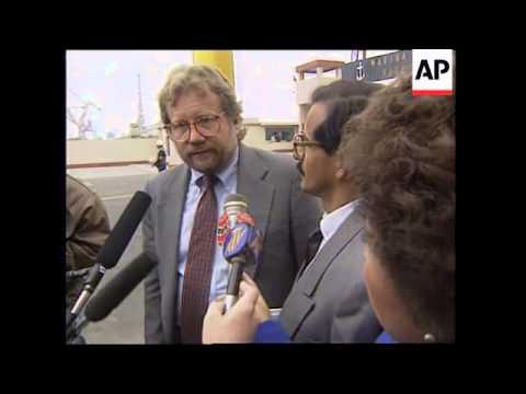 PERU: SHINING PATH LEADER ABIMAEL GUZMAN RIGHTS ABUSED CLAIM