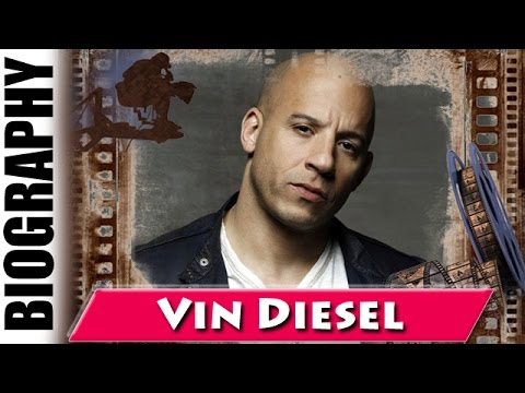 Founder Of One Race Films Vin Diesel - Biography and Life ...