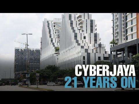 NEWS: Cyberjaya 21 years on