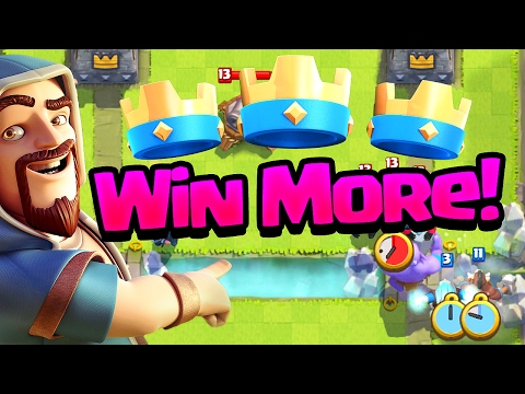 HOW TO: Get Better at Clash Royale!