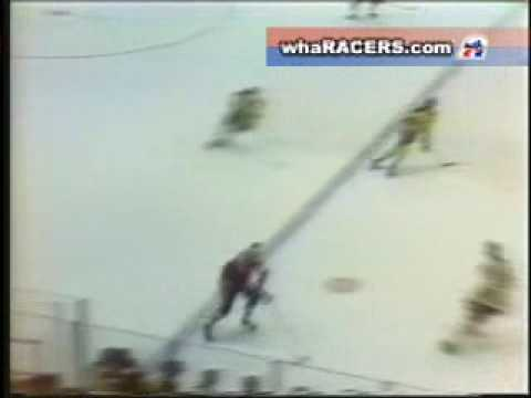 1978 WHA Racers game footage