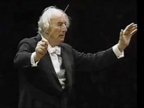 Rafael Kubelik conducts Mahler's 9th - LIVE!
