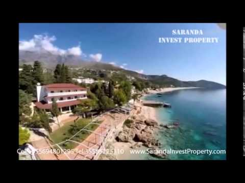 Albania and coastal tourist destinations