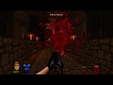 Master Levels for Brutal Doom 2: Paradox (Full 100%) |