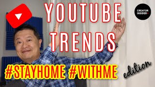 Have YOU Tried Any #StayHome #WithMe Trends?