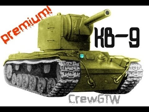 КВ-9 в Ground War Tanks