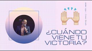 🔴 CROSS CHURCH LIVE | ¿Cuándo viene tu victoria? | Jaime Loya | Cross Church RGV