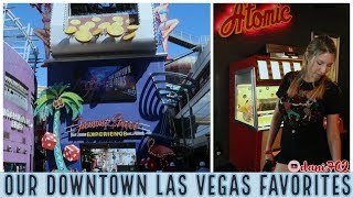 Our Downtown Las Vegas Favorites as Locals