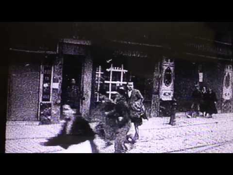 Barcelona bombardeada 1938