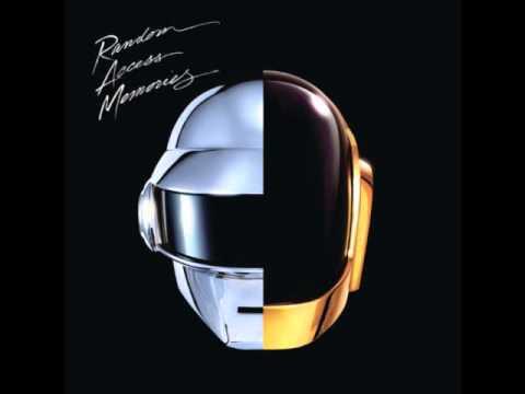 Get Lucky - Daft Punk Feat. Pharrell Williams Lyrics HQ