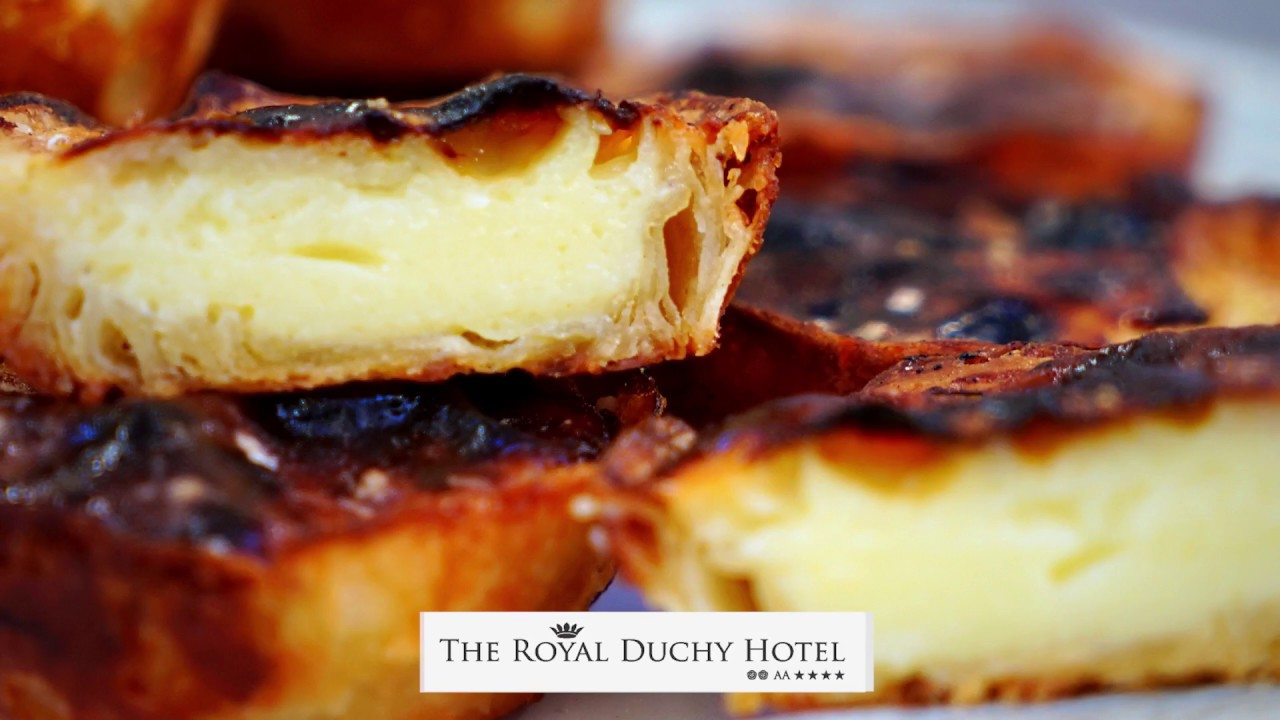 Pasteis De Nata From The Royal Duchy