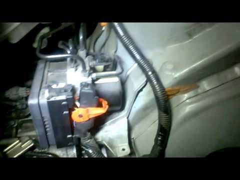 Magnefine atf filter upgrade 2003 honda accord 2 4 for Honda odyssey transmission fluid change