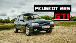 homepage tile video photo for Is The Peugeot 205 GTI Worth £35k? Classic Hot Hatchback Review - Inside Lane