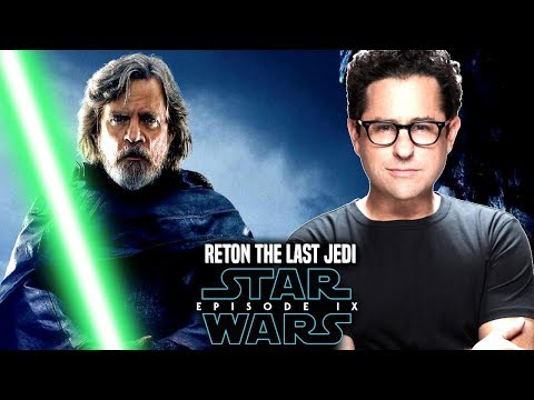 Star Wars! JJ Abrams Will Retcon The Last Jedi In Episode 9!