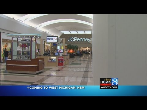 H&M coming to Woodland Mall