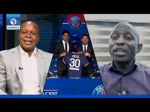 Channels Sports Sunday | 15/08/2021