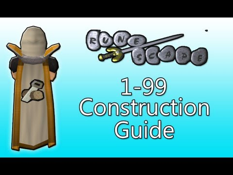 Osrs how to setup your construction house properly (altar, glory.