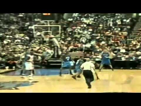 Allen Iverson challenging, fooling Dwight Howard - Compilations