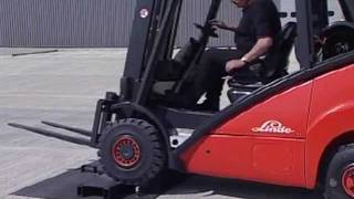 Linde Hydrostatic 39X - The Ultimate Forklift