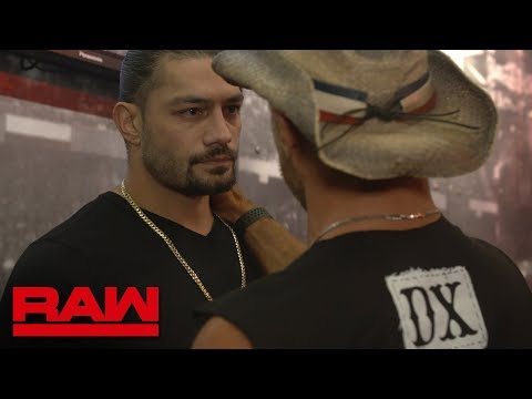 Superstars show support for Roman Reigns following his emotional announcement: Oct. 22, 2018
