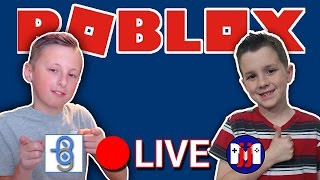 Live Stream with GamerBoy JJM | Roblox Assassin, Flood Escape, Jail Break, and MORE!!! Come Play