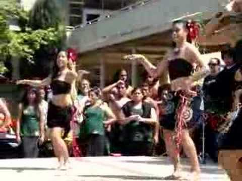Girls Dance-Intercultural Faire