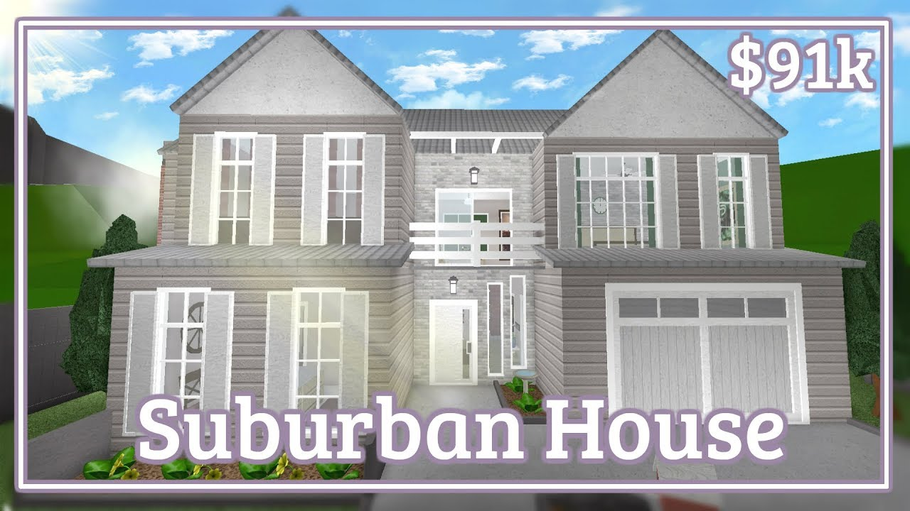 how to build a suburban house