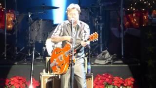 """Fishnet Stockings"" Brian Setzer Orchestra@Caesars Maximus Theater Atlantic City 11/21/15"