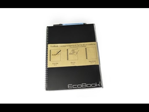 Review Ecobook Cuaderno reutilizable