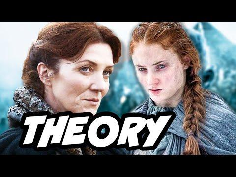 Game Of Thrones Season 6 Lady Stoneheart Theory