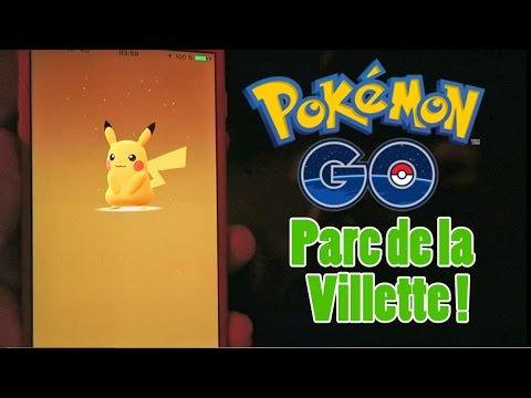 PARC DE LA VILLETTE AU TOP !! - POKEMON GO #21