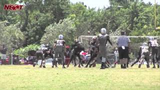 170lb Palmetto Raiders vs Overtown Tornadoes