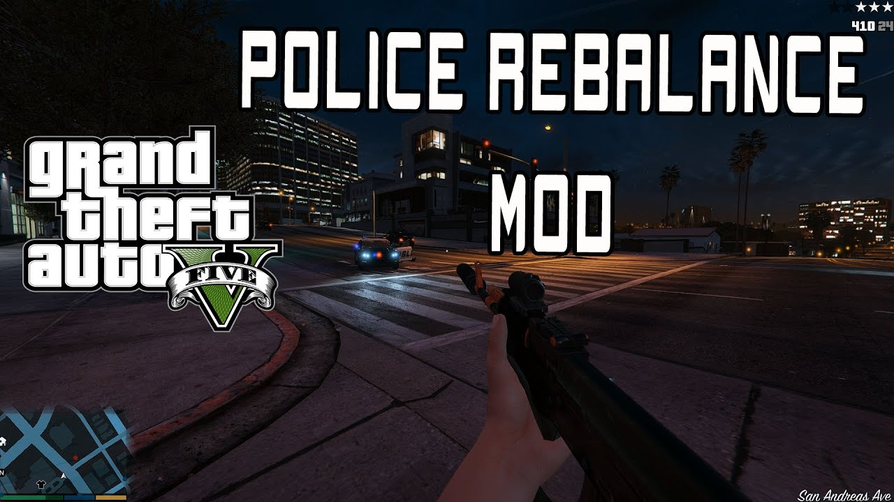 Best GTA 5 Mods | Rock Paper Shotgun
