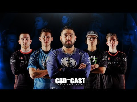 THE CODCAST #2 with Nameless, Slasher, JKap, Loony and Formal!