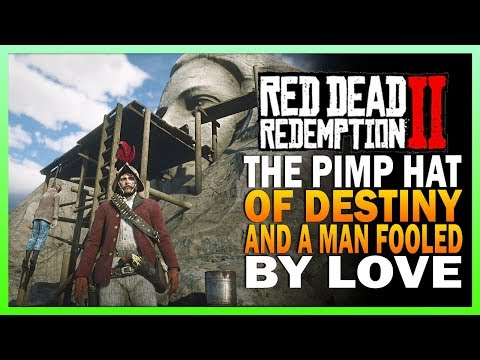 The Helmet Of Destiny & A Man Fooled By Love - Red Dead Redemption 2 Secrets thumbnail