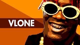 """VLONE"" Lit Trap Beat Instrumental 2017 | Dope Wavy Rap Hiphop Freestyle Trap Type Beat | Free DL"