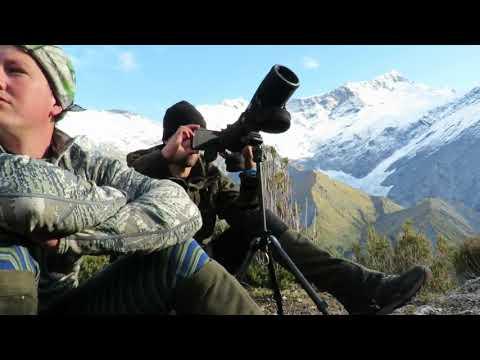 New Zealand 2017 Tahr Ballot Hunting