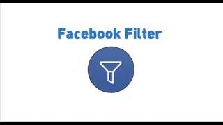 الآن: تخلص من الكلمات البذيئة والإعلانات المزعجة على فيسبوك!