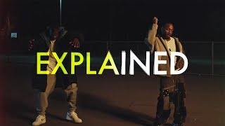 Jay Rock & Kendrick Lamar - Wow Slow Motion Effect Breakdown
