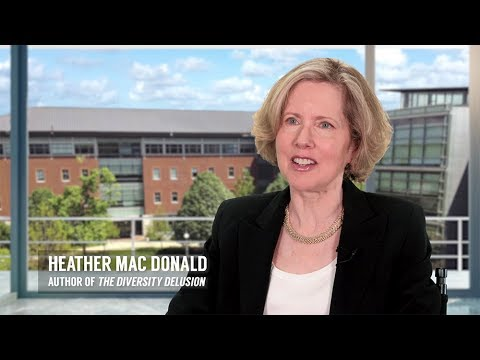 Heather Mac Donald | Bestselling Author | Manhattan Institute and