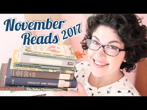 NOVEMBER READS & DECEMBER TBR 2017 | BookishPrincess