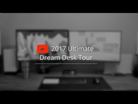 2017 Ultimate Dream Desk Tour