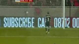 Carlos Vela- All Arsenal Goals