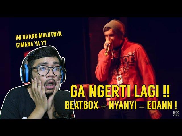 SADIS BET DAH NIH ORANG BEATBOX SAMBIL NYANYI RAPIH !! - SansReaction