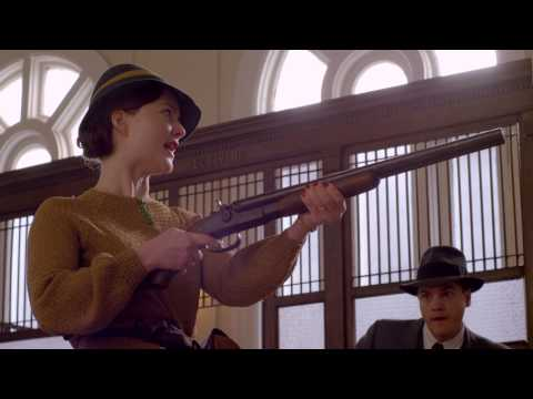 Bonnie and Clyde   Emilie Hirsch and Holliday Grainger
