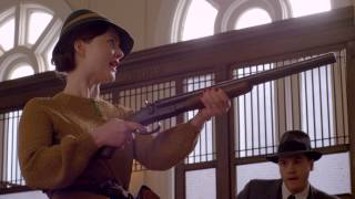 Bonnie and Clyde Clip - Emilie Hirsch and Holliday Grainger