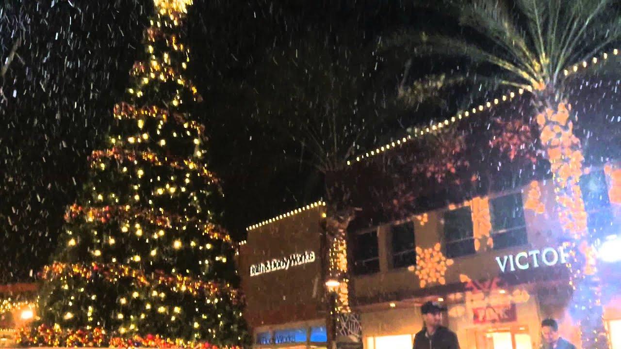 christmas tree lighting at the chino hills shoppes - Chino Christmas Lights
