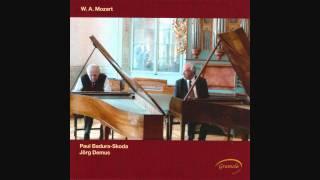 アンダンテと5つの変奏曲 ト長調 K.501